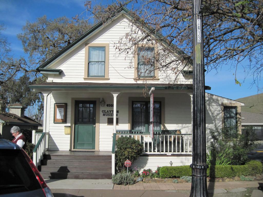 Clayton House