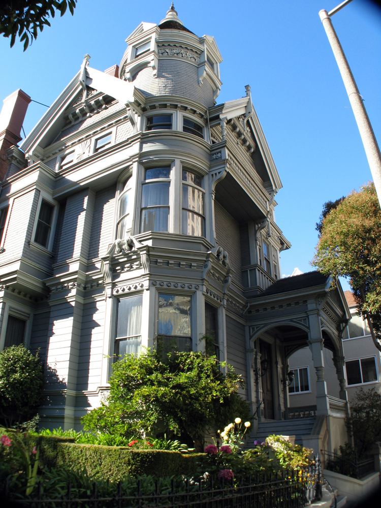 Historic Homes San Francisco Tours