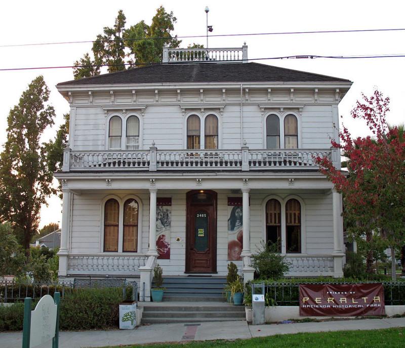 Peralta House